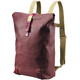 Brooks Pickwick Canvas Backpack Small 12l chianti/maroon